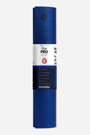 M91PR603 / Manduka PRO 經典款6mm瑜珈墊-限量金屬雙色