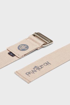 M11YS001 / Manduka 純棉寬版244cm瑜珈繩