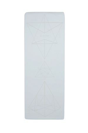 C01PR452 / Clesign PRO 極光4.5mm 專業瑜珈墊 (限量星光白)