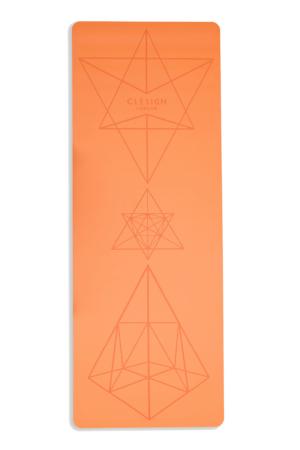C02PR451 / Clesign PRO 極光 4.5mm專業瑜珈墊
